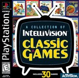 Collection of Intellivision Classic Games, A (PlayStation)