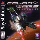Colony Wars: Vengeance (PlayStation)