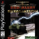 Command & Conquer: Red Alert: Retaliation (PlayStation)