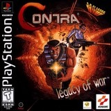 Contra: Legacy of War (PlayStation)