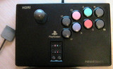 Controller -- Hori Fighting Stick (PlayStation)