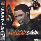 Covert Ops: Nuclear Dawn (PlayStation)