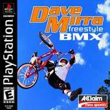 Dave Mirra Freestyle BMX (PlayStation)
