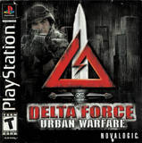 Delta Force: Urban Warfare (PlayStation)