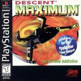 Descent Maximum (PlayStation)