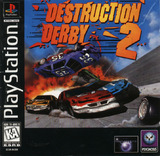 Destruction Derby 2 (PlayStation)