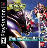 Digimon Digital Card Battle (PlayStation)