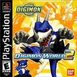 Digimon World 2 (PlayStation)