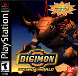 Digimon World (PlayStation)