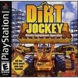 Dirt Jockey: Heavy Equipment Operator (PlayStation)