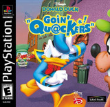 Donald Duck: Goin' Quackers (PlayStation)
