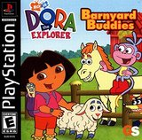 Dora the Explorer: Barnyard Buddies (PlayStation)