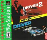Driver & Driver 2 Twin Pack (PlayStation)