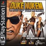 Duke Nukem: Land of the Babes (PlayStation)