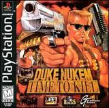 Duke Nukem: Time To Kill (PlayStation)