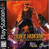 Duke Nukem: Total Meltdown (PlayStation)