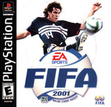 FIFA 2001: Major League Soccer (PlayStation)