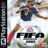 FIFA Soccer 2002: Major League Soccer (PlayStation)