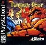 Fantastic Four (PlayStation)