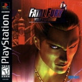 Fatal Fury: Wild Ambition (PlayStation)
