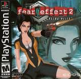 Fear Effect 2: Retro Helix (PlayStation)