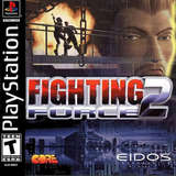 Fighting Force 2 (PlayStation)