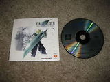 Final Fantasy VII -- Demo Disk (PlayStation)