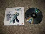 Final Fantasy VII -- Demo Disk (PlayStation)