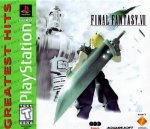 Final Fantasy VII -- Greatest Hits (PlayStation)