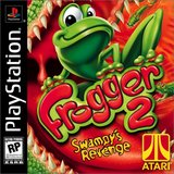 Frogger 2: Swampy's Revenge (PlayStation)