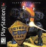 Future Cop: LAPD (PlayStation)