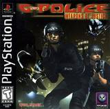G-Police: Weapons of Justice (PlayStation)