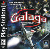 Galaga: Destination Earth (PlayStation)
