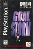 Goal Storm (PlayStation)