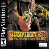 Gunfighter: The Legend of Jesse James (PlayStation)