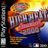 High Heat Baseball 2000 (PlayStation)