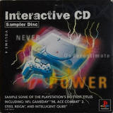 Interactive CD Sampler Pack Vol. 4 (PlayStation)