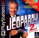 Jeopardy! -- 2nd Edition (PlayStation)