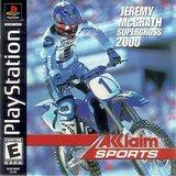 Jeremy McGrath Supercross 2000 (PlayStation)