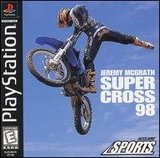 Jeremy McGrath Supercross 98 (PlayStation)