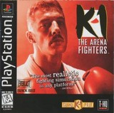 K-1: The Arena Fighters (PlayStation)