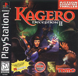 Kagero: Deception II (PlayStation)