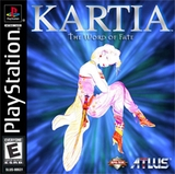 Kartia: The Word of Fate (PlayStation)
