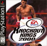 Knockout Kings 2000 (PlayStation)
