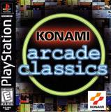 Konami Arcade Classics (PlayStation)