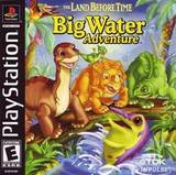 Land Before Time: Big Water Adventure, The (PlayStation)