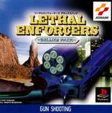 Lethal Enforcers Deluxe Pack (PlayStation)