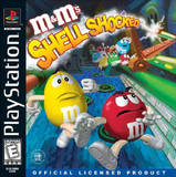 M & M's: Shell Shocked (PlayStation)
