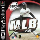 MLB 2003 (PlayStation)
