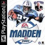 Madden NFL 2001 (PlayStation)